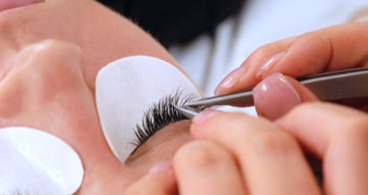Single Eyelash Extensions 55 min opfyldning
