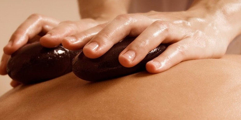 Hotstone Massage 25 min