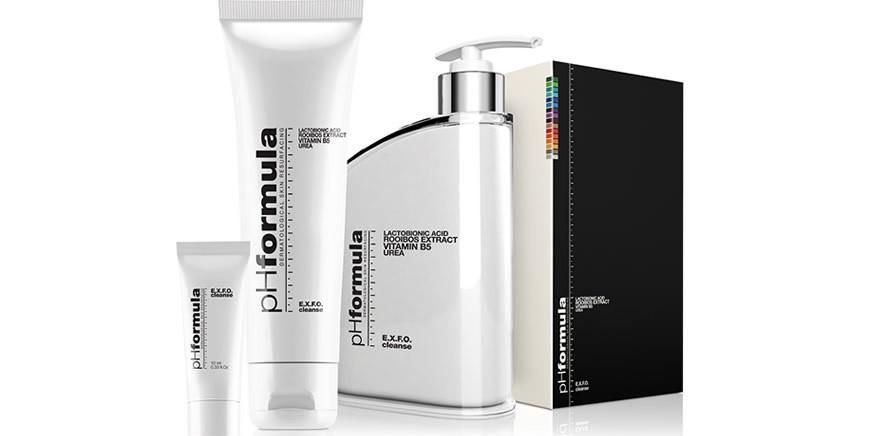 PHformula Diagnose og Skin Scanner