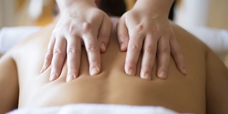 Klassisk massage 25 min