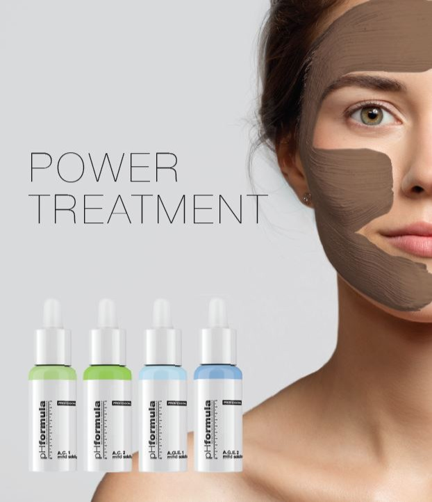 POWER TREATMENT by pHformula